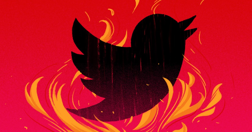 Twitter and the porn apocalypse that could reshape the industry as we know it