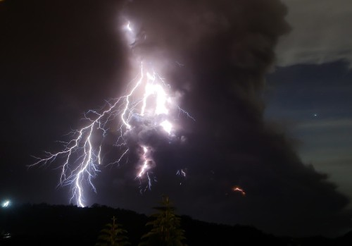 Why The Taal Volcano's Eruption Created So Much Lightning - Science