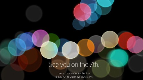 How to watch today's Apple iPhone 7 event on just about any device