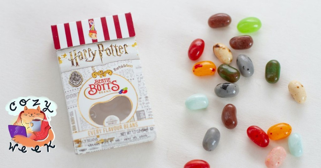 The importance of comforting sweets in the Harry Potter series