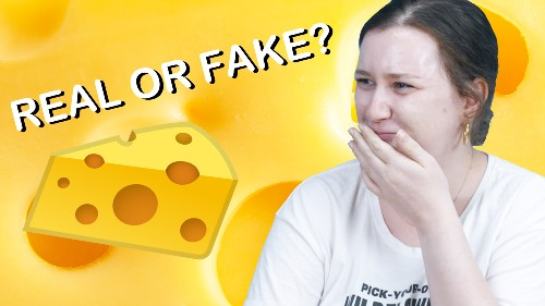 Vegan or dairy: Can we tell the difference between these cheese products?