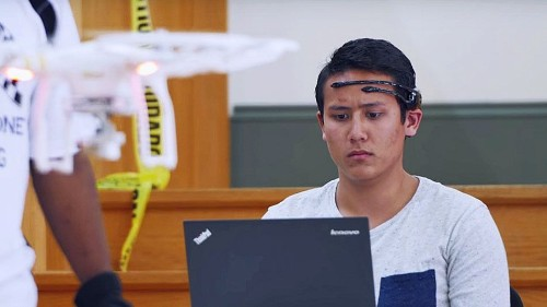 Brain-controlled drone races are now a reality