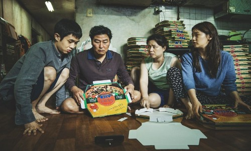 Award-Winning Film 'Parasite' Is South Korea's Entry For the Oscars' International Feature Film Category