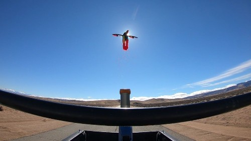 Engineers Develop A Ballistic Drone That Is Launched By A Cannon - Science