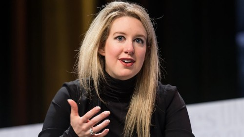 Blood feud: Feds hit Theranos founder with criminal charges