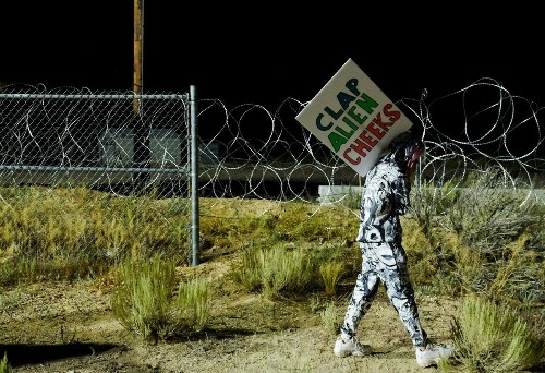 A ton of people googled Area 51 in 2019 - Culture
