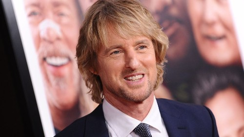 Thousands of people are apparently gathering to say 'wow' like Owen Wilson