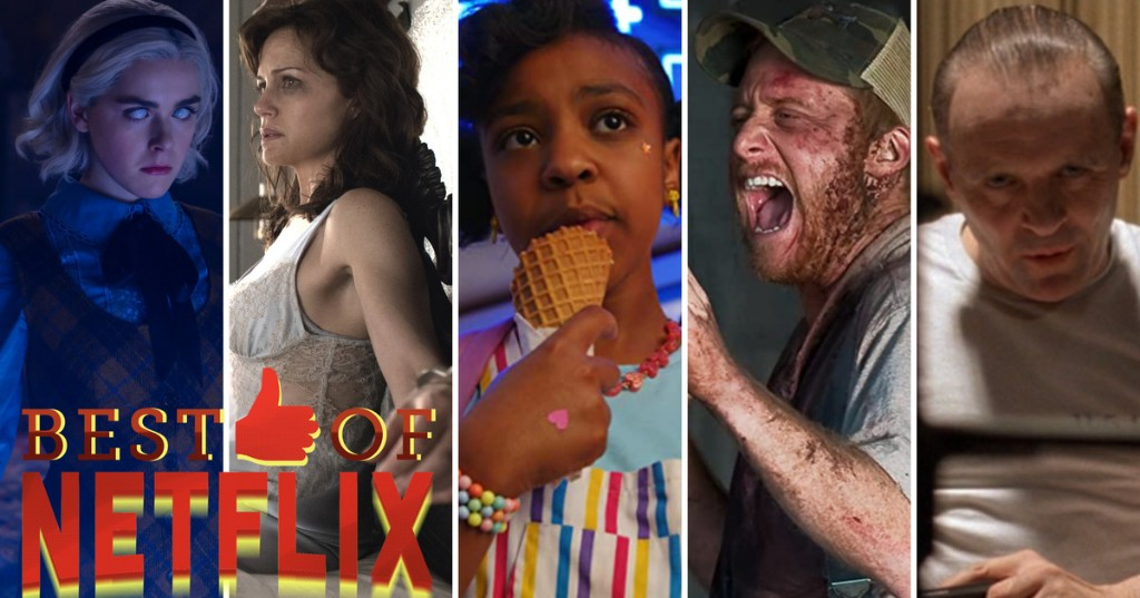 The 13 best spooky movies and shows now streaming on Netflix