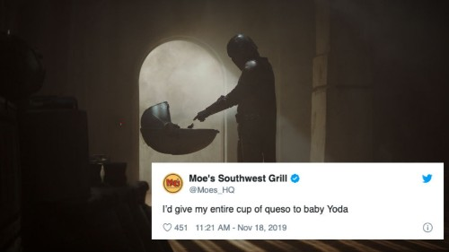 Baby Yoda Has Inspired Some Freaking Adorable Memes - Culture