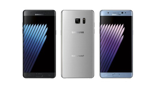 Leak reveals Samsung Galaxy Note 7 in all of its glory