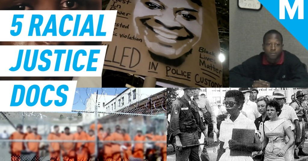 5 racial justice documentaries to further your education