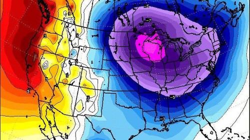 Confidence grows that extreme weather pattern will soon envelop Northern Hemisphere