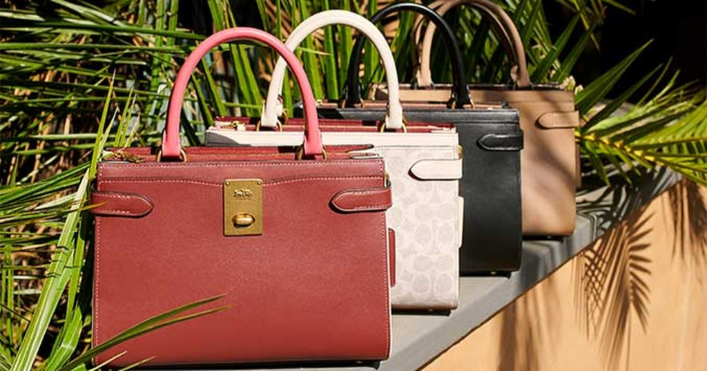 Coach's summer sale is here — save up to 50% on bags, accessories, more