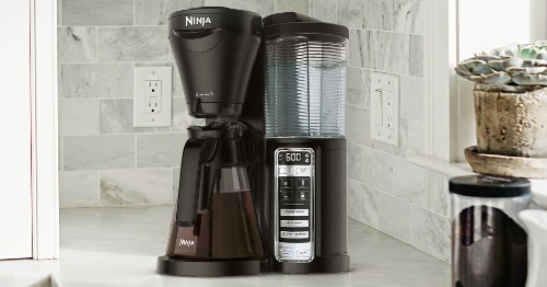 Ninja Coffee Brewer is on sale for less than $60 at Walmart