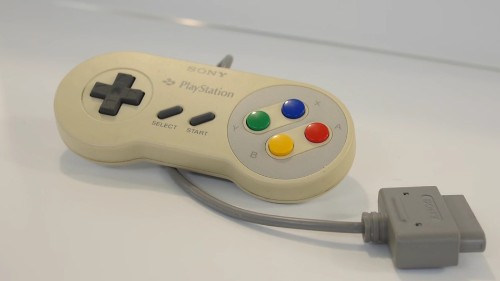 Modder manages to get the fabled 'Nintendo PlayStation' console working