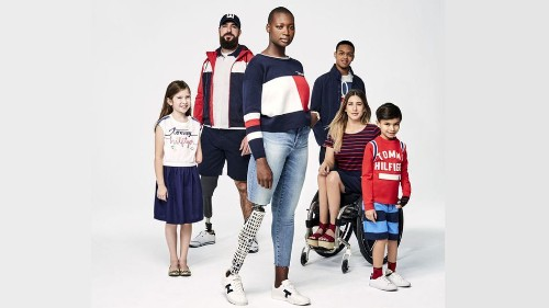 Tommy Hilfiger unveils innovative clothing line for people with disabilities