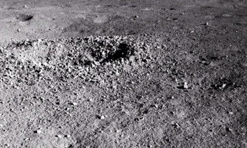 New Pictures For That Weird 'Gel-Like' Substance On The Moon Are In!