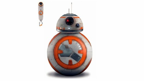 Life-size BB-8 toy might be coming to make your Star Wars dreams come true