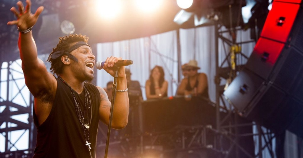 D'Angelo's 'Black Messiah' is a protest album for the ages