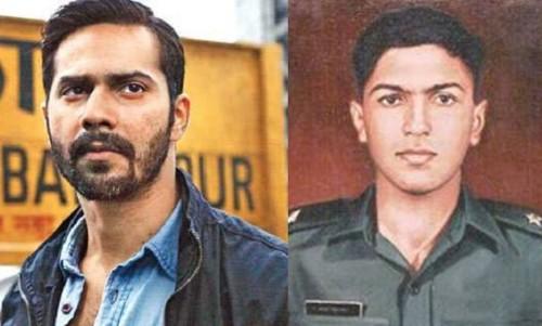 Varun Dhawan And 'Badlapur' Team Sriram Raghavan, Dinesh Vijan Reunite For Indo-Pak War Biopic On Arun Khetarpal