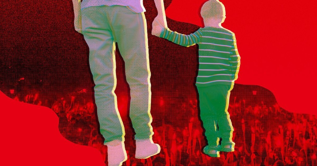 Becoming a parent forced me to finally confront white supremacy