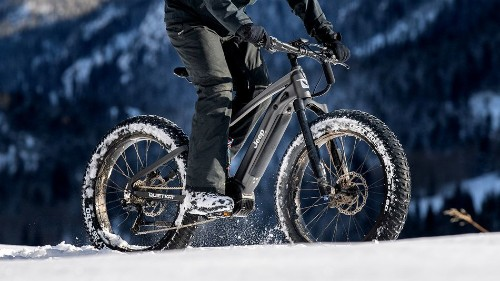 Surprise, Jeep plans to release an electric bike this June