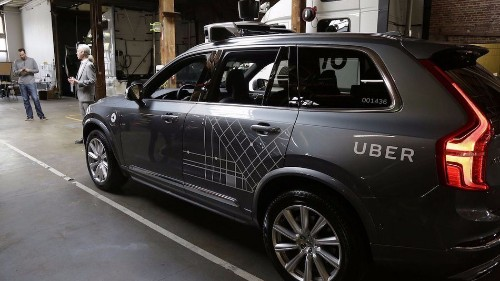 Uber's self-driving car program just dodged a huge bullet — but still lost a key member