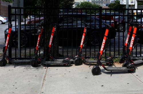 Uber's Jump Releases More Accessible Three-Wheeled Scooters - Tech