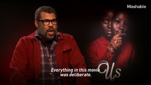 Jordan Peele explains the significance of the Michael Jackson imagery in 'Us'