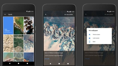 Google wants to take over your wallpaper, just like everything else on your phone