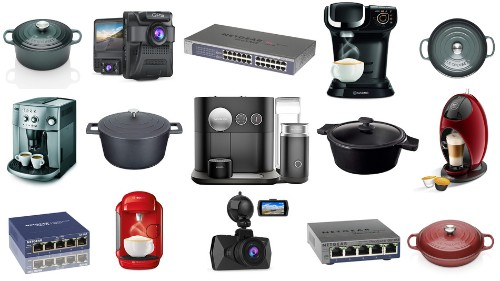 Crosstour dash cams, Le Creuset casserole dishes, De'Longhi coffee machines, and more on sale for Feb. 12 in the UK