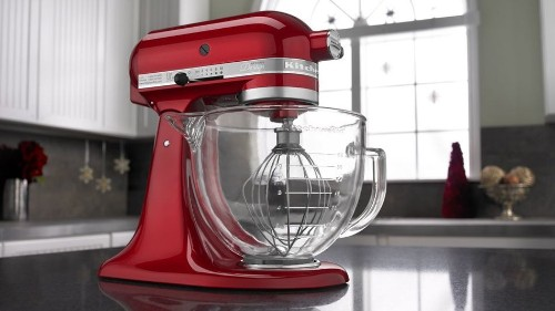 KitchenAid Artisan stand mixer is $220 off for Prime Day