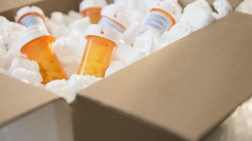 Uber wants to deliver drugs to your home. (Prescription drugs, calm down.)