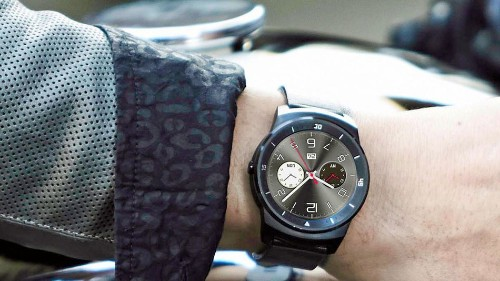 LG Gives Early Look at Its Circular Smartwatch