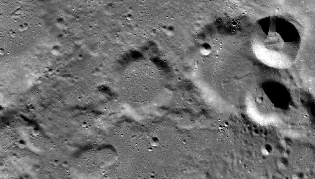 NASA Says Chandrayaan-2's Vikram Had A Hard Landing, Shares Images Of Landing Site