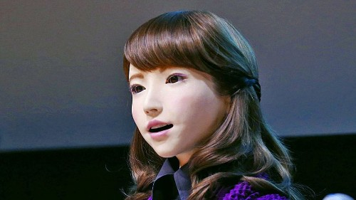Japan's Erica android isn't as creepy as other talking robots