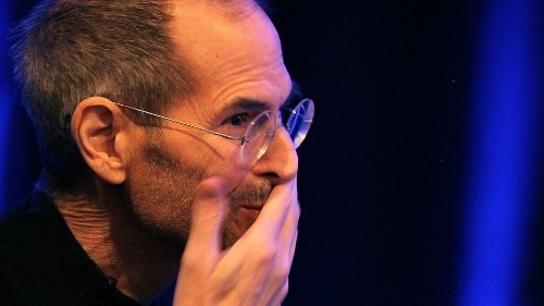 Steve Jobs would have given iOS 11's design an 'F'
