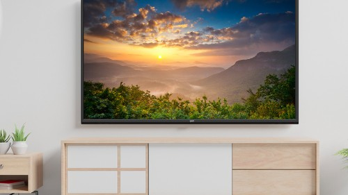 Walmart has a new affordable line of 4K TVs — a 65-inch is under $500