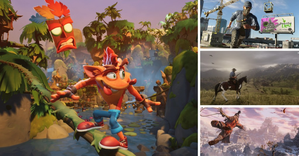Save on top games from the last generation in this PlayStation Store sale