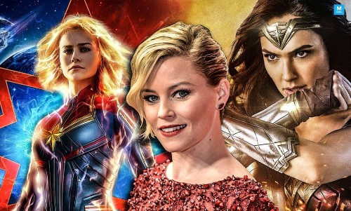 "'Charlie's Angels' Director Elizabeth Banks Says Captain Marvel And Wonder Woman Belong To the ""Male Genre"". She Has a Point - Entertainment"