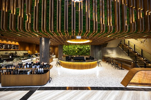 Starbucks opens its largest store in Singapore and it's glorious - Culture
