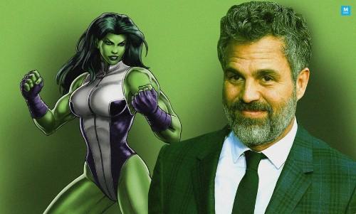 Mark Ruffalo Has the Perfect Casting Idea For Marvel's 'She-Hulk'!