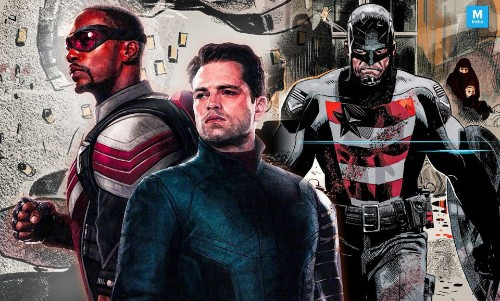 'The Falcon and the Winter Soldier': Do The Set Pics Reveal A New Captain America In Town? - Entertainment