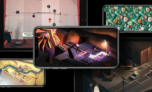 First Impressions: Apple Arcade