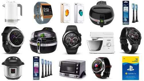 Nintendo Switch bundles, Apple iPhones, Garmin smartwatches, Tefal air fryers and more on sale for March 20 in the UK