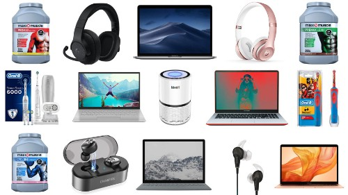 Apple MacBooks, Microsoft laptops, Beats headphones, Anker portable chargers, and more on sale for Sept. 16 in the UK