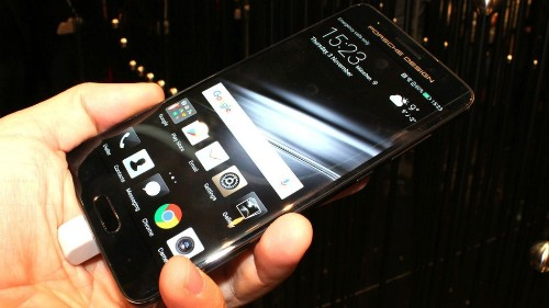 Huawei has a Porsche-branded, crazy-powerful phone
