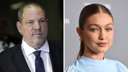 Gigi Hadid could be a juror for Harvey Weinstein's rape case