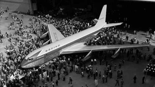 Boeing turns 100: A look back at aviation history