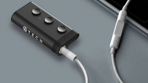 Make any headphones wireless with this $20 Bluetooth receiver